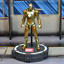 Comicave 1//12 Diecast Alloy Iron Man MK7 MK21 MK30 MK38 MK44 Collectible Figure