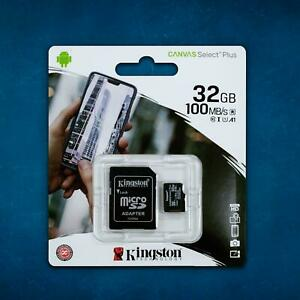 Kingston-Mobile-Phone-Memory-Card-Class-10-32GB-Micro-SD-Card-SDHC-TF-Adapter