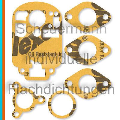 Dichtung Kurbelgehäuse rechts passend für NSU 1000 1200 TT//TTS 1100