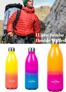 1L-Stainless-Steel-Water-Drink-Bottle-Insulated-Double-Wall-Hot-Cold-Hiking-Gym