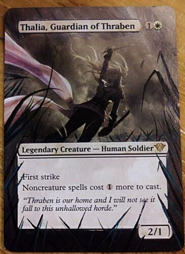 Thalia, Guardian of Thraben - Full Art / Altered