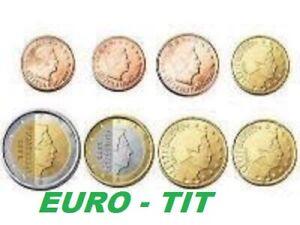 LUXEMBOURG-2004-LA-SERIE-DES-8-PIECES-SUPERBES-2004