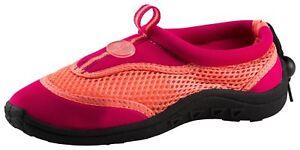 Tecno-pro-Calzado-Surf-Freaky-2-Ninos-Zapatillas-Bano-Fucsia