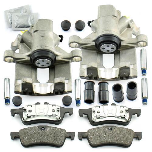 2x Bremssattel Bremszange Bremsbeläge Bremsklötze hinten Mini R50 R53 R52