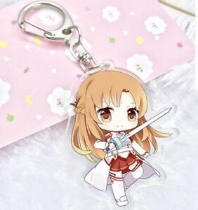 Image Is Loading Sword Art Online SAO Asuna Chibi Anime Acrylic