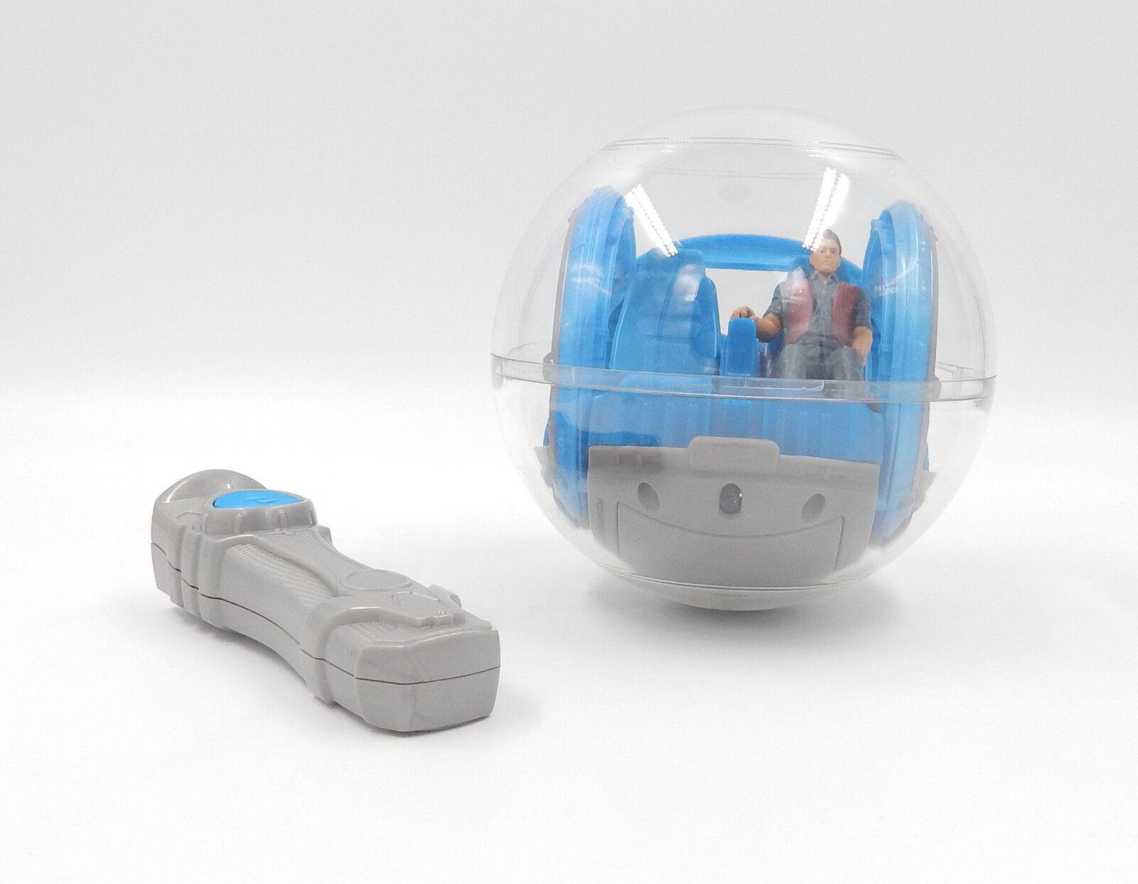MATTEL Jurassic World / Gyrosphere mit Fernbedienung - Actionfigur