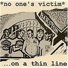 No One's Victim - On a Thin Line (2001)