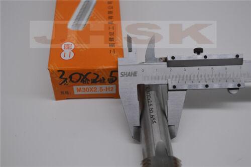 (1pcs) 30mm x 2.5 Metric Machine Tap M30 x 2.5 mm superior quality (S)