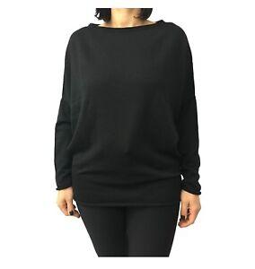 Femme Pull Laine Acrylique 25 60 Noir 15 Concept Crea Nylon qZpEvwS