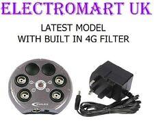 Freeview Tv Digitale Antenna Amplificatore Ripetitore di segnale 4 VIE 4g filtro integrato