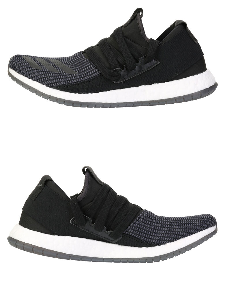 Adidas Wouomo Pure Boost RAW Running scarpe BB4135 Marathon Gym Trainers