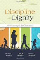 Discipline With Dignity: Challenges, Solutions By Richard L. Curwin, (pa on sale