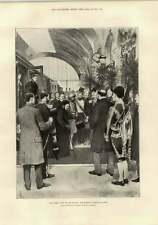 1897 la reina Victoria buena estación ferroviaria Festival mahamakam kombakonum