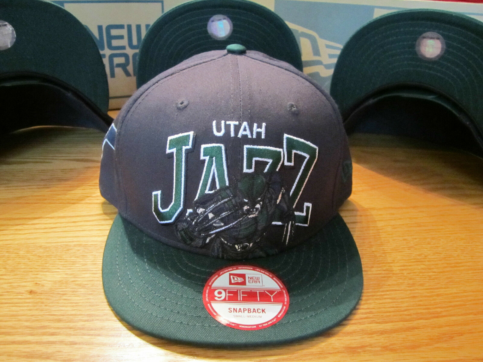 online retailer 58972 2323f ... discount code for wolverine x men utah hat jazz nba new era hat utah  snapback adjustable