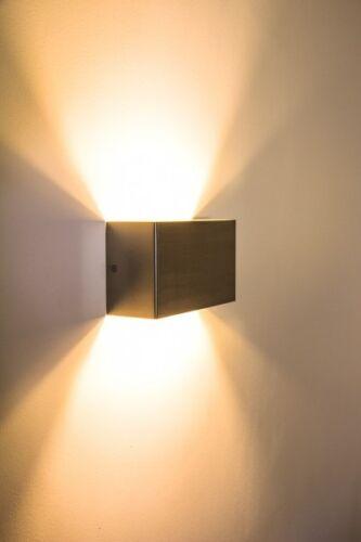 Up Down Wand Strahler Design LED Wohn Schlaf Zimmer Leuchten Flur Dielen Lampen