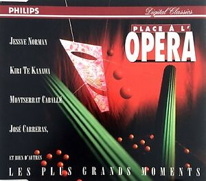 Compilation-CD-Place-A-L-039-Opera-France-M-EX