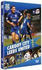 Cardiff V Leeds United 3rd Rd FA Cup 6th Jan 2002 UK DVD