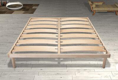 Rete A Doghe Larghe Per Taglie Forto Totalmente In Legno-super Robusta Arredamento Casa, Arredamento E Bricolage