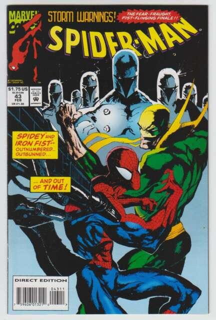 M0069: Spider-man #43, Vol 1, Mint Condition