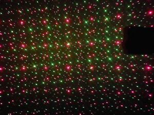 Red green led christmas projector light with timer indoor outdoor