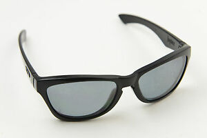 Image is loading 24-114-Oakley-Jupiter-Polished-Black-Polarized-Grey-