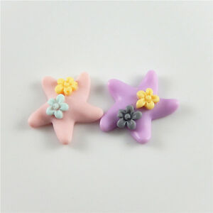 30pcs-lot-Mixed-Color-Resin-Flower-Starfish-Look-Flatback-Accessories-52440