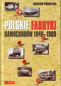 Book-Polish-Cars-Trucks-Buses-1946-89-Polskie-Fabryki-Samochodow-FSO-Fiat