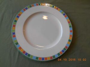 Image is loading Villeroy-&-Boch-Twist-Alea-Caro-Dinner-Plate & Villeroy u0026 Boch Twist Alea Caro Dinner Plate | eBay