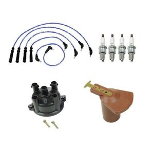 TK Fit 1994 Toyota Pickup 22RE Ignition Tune Up Kit Air Fuel Filter