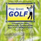 Play Great Golf by Glenn Harrold (CD-Audio, 2002)