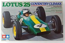 TAMIYA 1/20 Lotus 25 Coventry Climax GP collection No.44 #20044 scale model kit