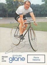 PIERRE TRENTIN AUTOGRAPH cyclisme ciclismo Cycling WorldChampion Olympic olympia
