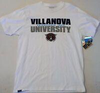 Villanova Wildcats Jansport Short Sleeve Logo T Shirt Men's L Xl White