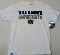 Villanova Wildcats Jansport Short Sleeve Logo T Shirt Men's L Xl White