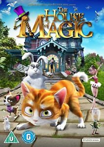 The-House-of-Magic-DVD-Region-2
