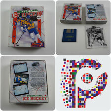 International Ice Hockey A Impulze Game for the Commodore Amiga tested & working