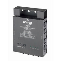 Nsi D4dmx Dimmer 4ch1200w 16 Chaser Patterns $5 Instant Off Church School Band