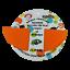 Indexbild 7 - Dessous de plat souple et manique en silicone 22x17,5 cm 3 couleurs au choix
