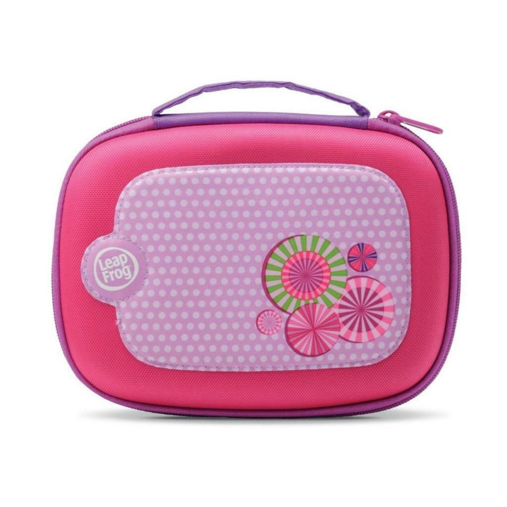 LeapFrog LeapPad Carrying Case Storage Portable Travel Size Case Bag