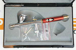 Harder-amp-Steenbeck-Infinity-CR-Plus-0-2mm-Airbrush-with-Cleaning-Brush-Set