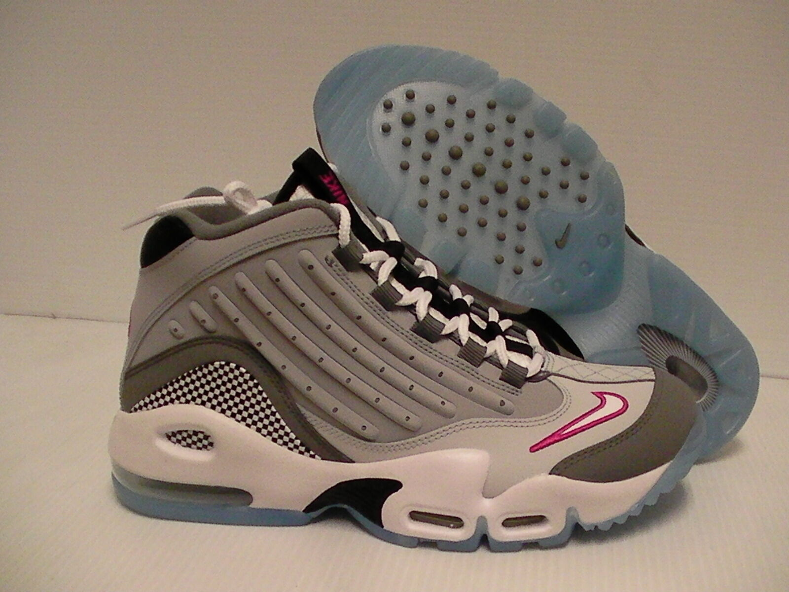 Nike air griffey max ii (GS) Taille 7 Youth Gris new