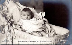 Prinz-Wilhelm-von-Preussen-034-Der-Jungste-Hohenzoller-034-Vintage-silver-print-Guil