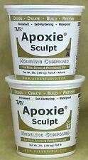 Apoxie Sculpt 4 Lb. White Epoxy Clay