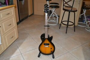 97-Epiphone-Gibson-Les-Paul-Junior-jr-P90-pickup-Made-in-Korea-with-case