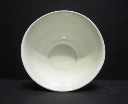 AMBRA stile Aperto Sugar Bowl SMALL BIANCO Inglese Fine Bone China by Milton Cina