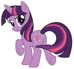 My Little Pony Wall Safe Sticker