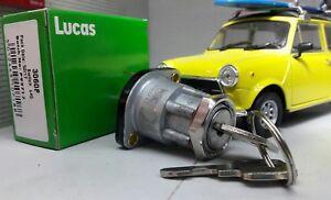 Lucas-S45-Austin-Morris-Llaves-De-Encendido-Interruptor-amp-Mini-Mk1-A30-A35-Healey-100-3000