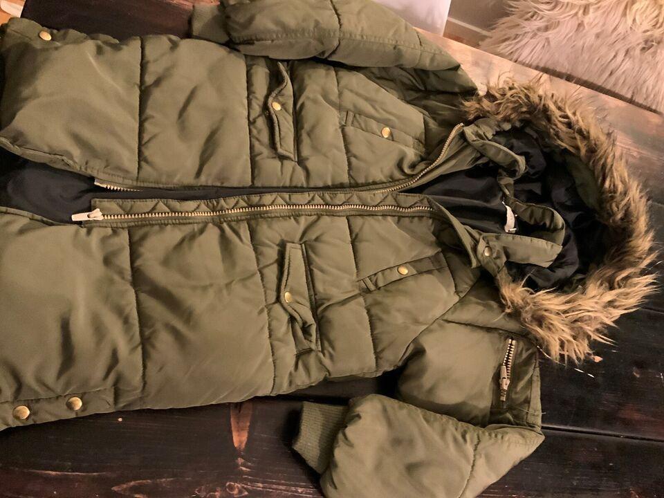 Frakke, Vinter frakke, NameIt