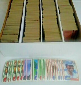 1981 Topps Baseball Cards Complete Your Set U-Pick #'s 601-726 Nm-M