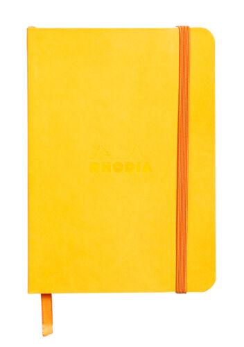 RHODIA Notizbuch A6 carnet souple bloc Lin dots Punkte dot grid 144 S Softcover